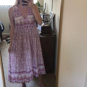 Billabong Maxi/Midi Boho Dress